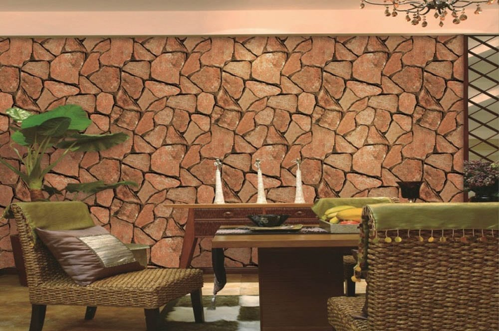 3d Wallpaper For Interior Wall Decoration Wj207 1