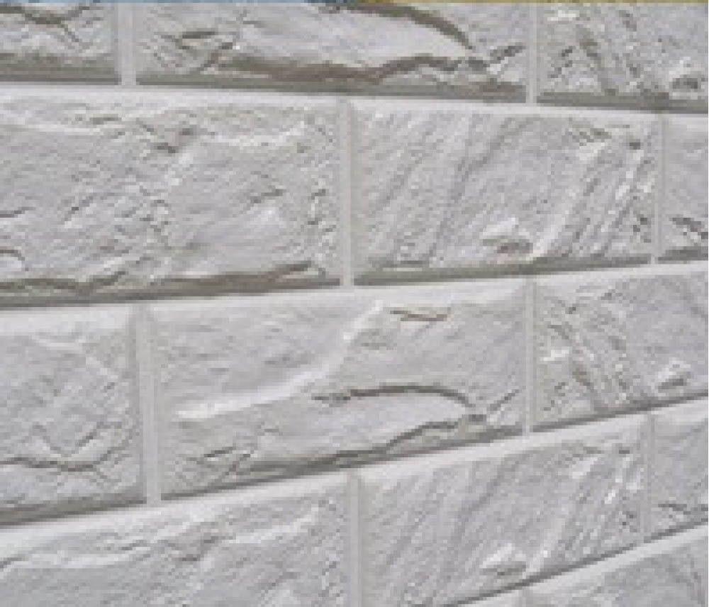 Korean Style Pe Foam 3d Brick Self Adhesive Waterproof Wall Sticker